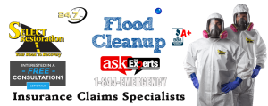 Frozen Pipe Burst Water Cleanup Macomb-Oakland-Wayne