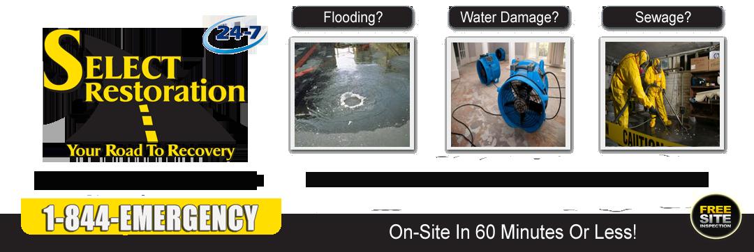 Flood Cleanup St Clair Shores MI